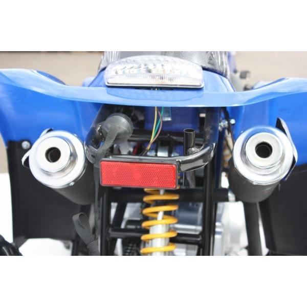 Petrol powered 110cc mini quad bike with reverse - ATVs