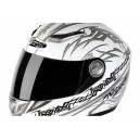 Nitro Akido Safety Helmet in White