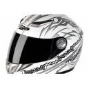 Nitro Akido Safety Helmet in White
