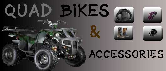 Quad Bikes for Sale UK